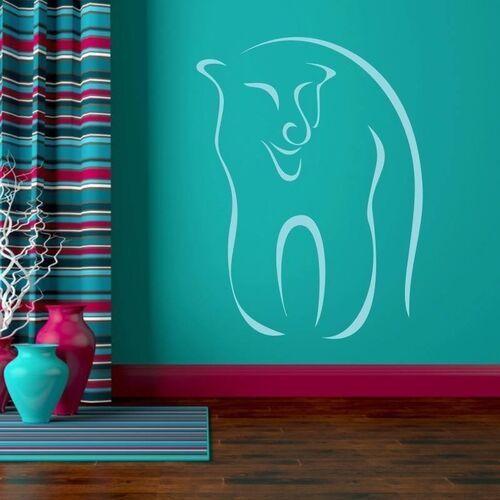 Wally - piękno dekoracji Naklejka dekoracyjna puma 2008