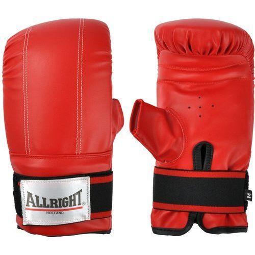 rękawice bokserskie czarne pu sbrtkzxl [4 rozmiary] marki Allright