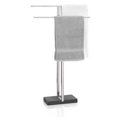 - stojak na ręczniki - menoto matowy - stal matowa marki Blomus