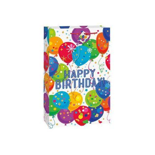Unique Torebka prezentowa na urodziny happy birthday - 1 szt. (0011179628087)