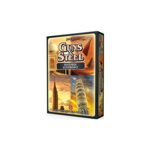Portal Guns & steel. gra karciana