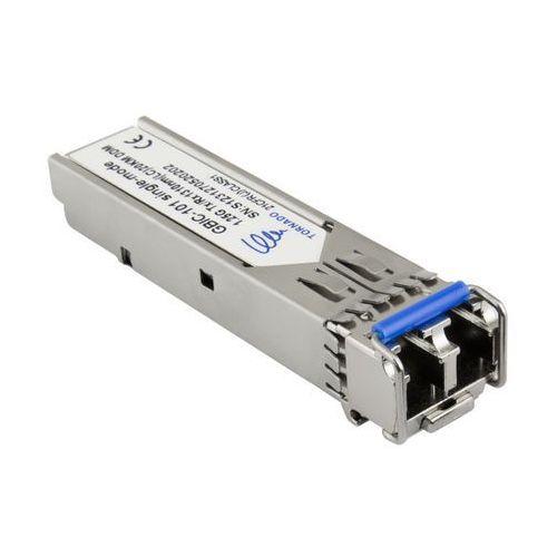 GBIC-101 Moduł SFP single-mode, 1,25G Tx/Rx:1310, LC, 20KM, DDM (TORNADO) PULSAR