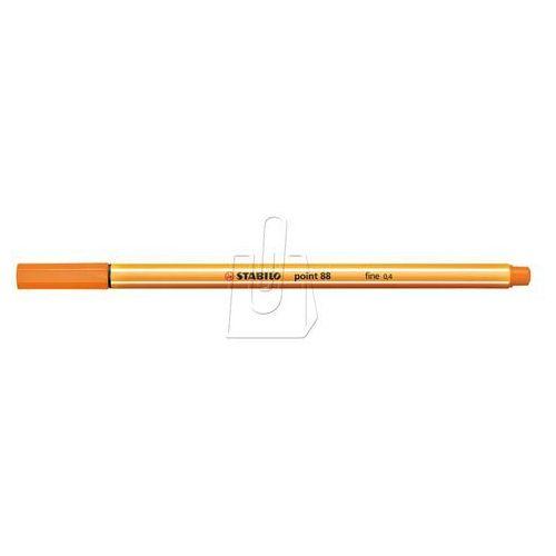 Cienkopis Stabilo pomarańczowy (4006381105323)