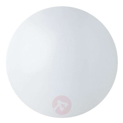 Megaman Lampa sufitowa led renzo mm77104, led wbudowany na stałe, 14.5 w, 1100 lm, 4000 k, (Øxw) 34 cmx10.5 cm, biały (4020856771042)