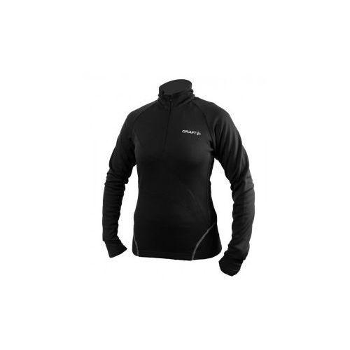 Damska bluza  layer 2 1900320 czarna marki Craft