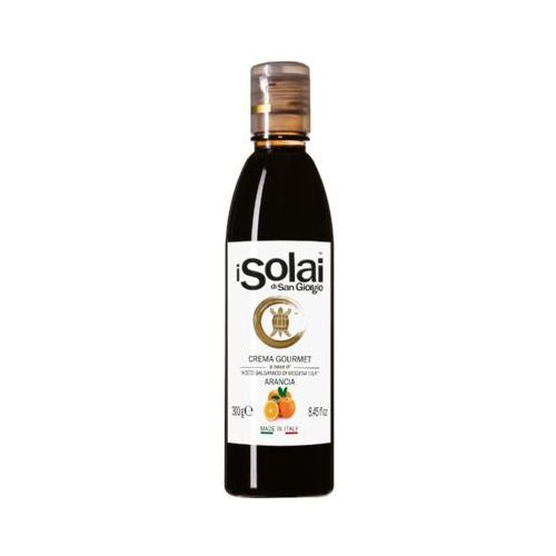 I solai di san giorgio I solai 300g przyprawa na bazie octu balsamicznego z sokiem z pomarańczy