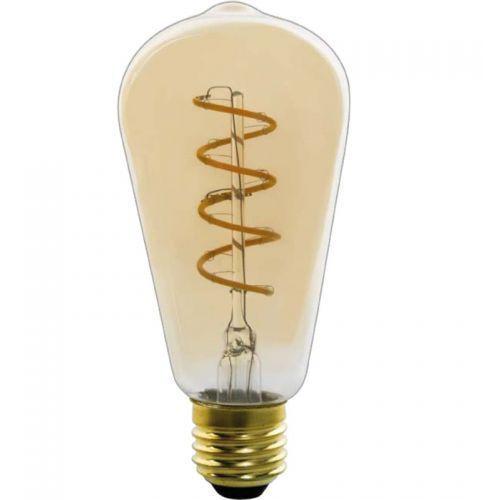 Żarówka dekoracyjna led e27 4w 200lm 2000k ściemnialna 11405f marki Globo lighting