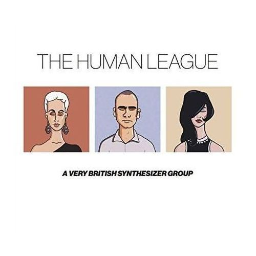 Universal music Antthology - a very british synthesizer group (3cd+dvd) ltd. - human league (cd + dvd)