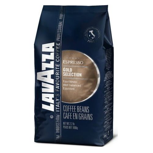 Lavazza Kawa ziarnista espresso gold selection 1kg