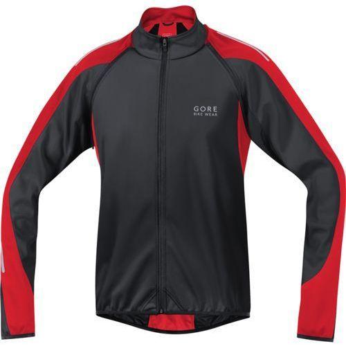 Gore bike wear phantom 2.0 ws so kurtka softshell mężczyźni czar m kurtki softshell