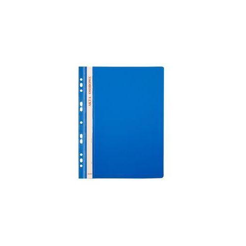 Skoroszyt do akt osobowych zawieszany A4 PVC niebieski Biurfol