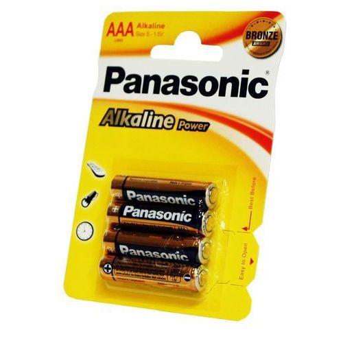 Panasonic  bateria alkaliczna lr03 1,5v 9334