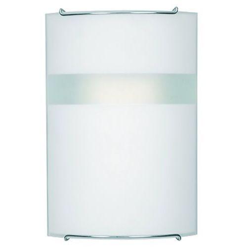 Plafon lux 2267 lampa sufitowa mat 1 1x60w e14 biały marki Nowodvorski