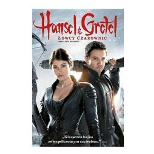 Hansel i Gretel: Łowcy Czarownic (DVD) - Tommy Wirkola DARMOWA DOSTAWA KIOSK RUCHU