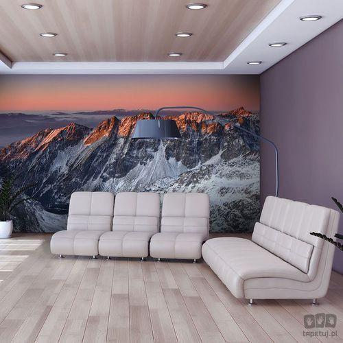 Fototapeta beautiful sunrise in the rocky mountains 100403-148 marki Murando