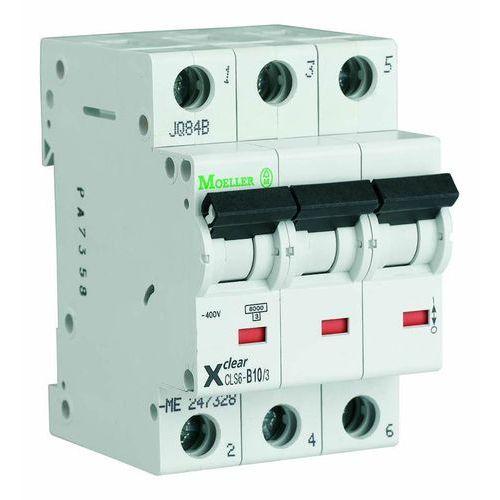 Eaton Wyłącznik nadprądowy 3p d 16a 6ka ac cls6 d16/3 (4015082704322)