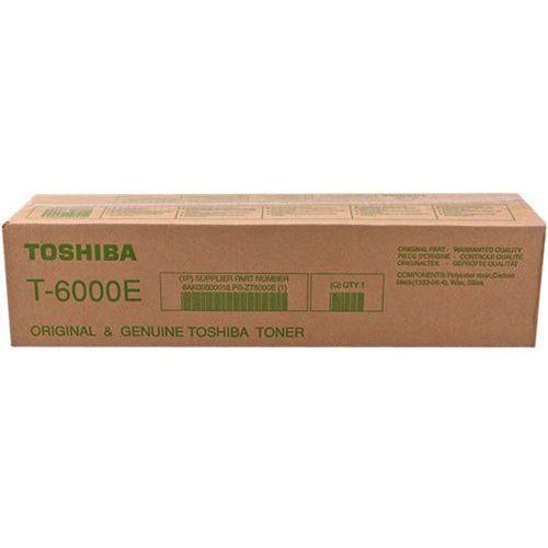 Toshiba Toner t-6000e black do kopiarek (oryginalny) [[60k] (4519232107914)