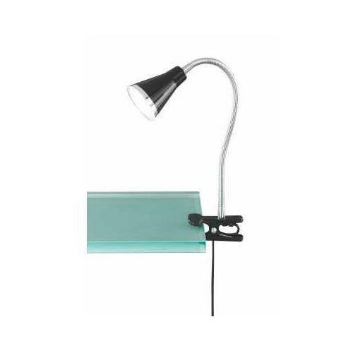 Reality ARRAS lampa z klipsem LED Czarny, 1-punktowy - Nowoczesny - Obszar wewnętrzny - ARRAS - Czas dostawy: od 3-6 dni roboczych