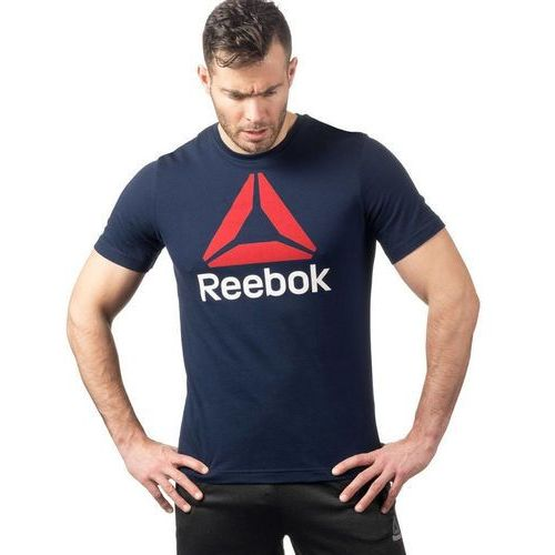 Koszulka Reebok QQR Stacked CW5371