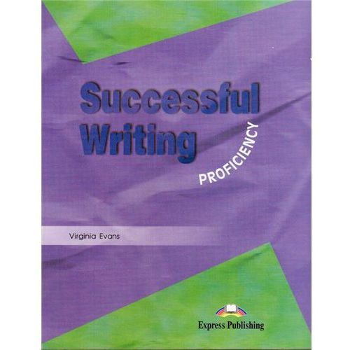 Successful Writing Proficiency, Student's Book (podręcznik), Express Publishing/Egis