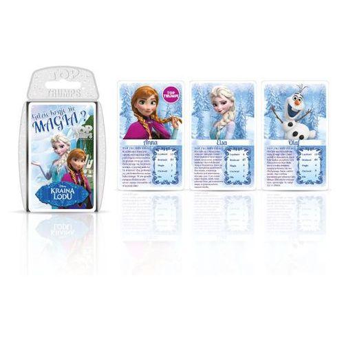 TOP TRUMPS Gra karciana Frozen (5036905024792)
