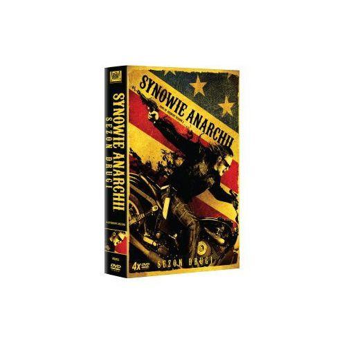 Imperial cinepix Synowie anarchiim sezon 2 (dvd) - kurt sutter darmowa dostawa kiosk ruchu