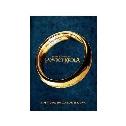 Galapagos films Władca pierścieni powrót króla - edycja rozszerzona (2 dvd) 7321909323773