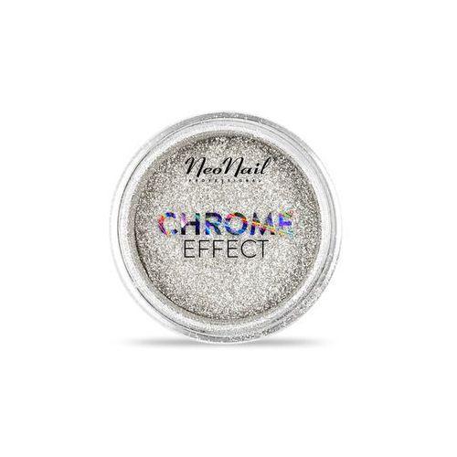 Pyłek Chrome Effect – Silver