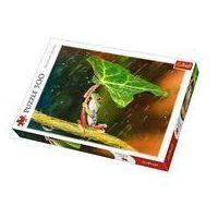 Puzzle Zielony Parasol 500. Darmowy odbiór w niemal 100 księgarniach!