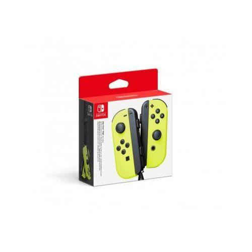Kontroler NINTENDO Switch Joy-Con Neon Yellow (0045496430726)