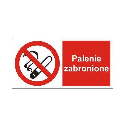 Znak Palenie zabronione 400x200 PB