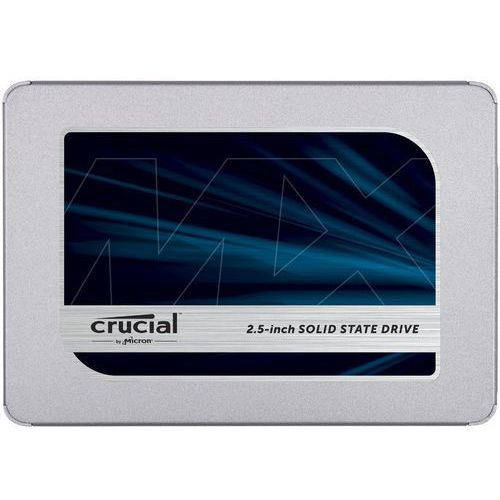Dysk SSD CRUCIAL MX500 500GB CT500MX500SSD1