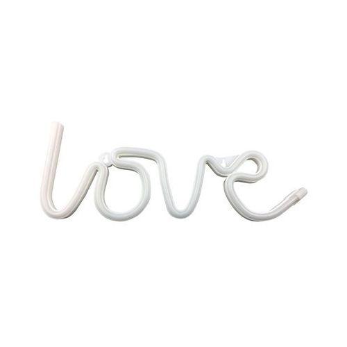 Milagro Neonowy dekoracyjny napis love 2xaa (5902693733973)