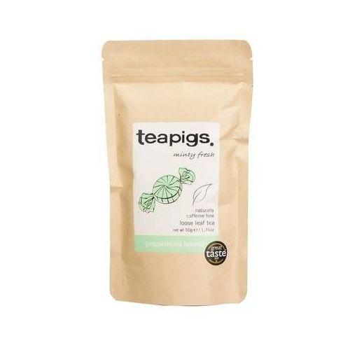 Teapigs  peppermint leaves - herbata sypana