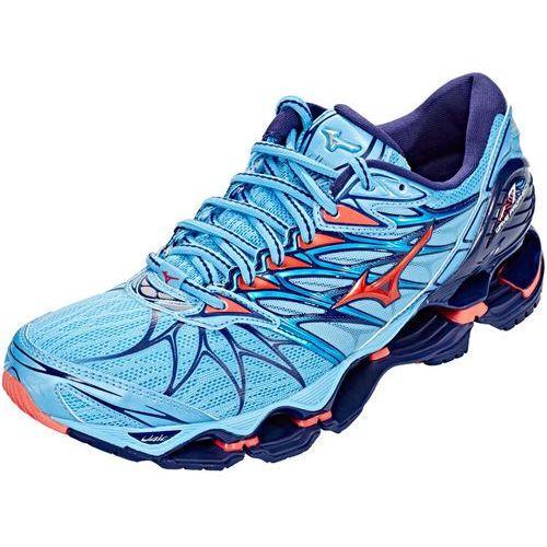 Mizuno Wave Prophecy 7 Buty do biegania Kobiety niebieski UK 5   38 2018 Buty szosowe (5054698413524)