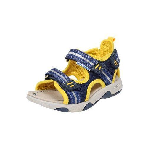 Sandały dziecięce b sand multy b920fa-01415-c0657 marki Geox