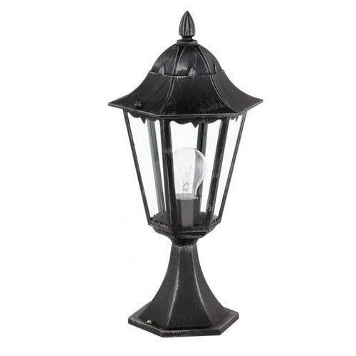 93462 LAMPA STOJĄCA OGRODOWA NAVEDO CZARNA (9002759331528)