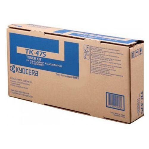 Toner kyocera tk-475 black do kopiarek (oryginalny) [15k] marki Kyocera-mita