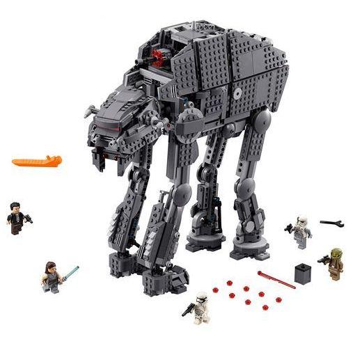 LEGO® Star Wars 75189 Ciężka maszyna krocząca Najwyższego Porządku