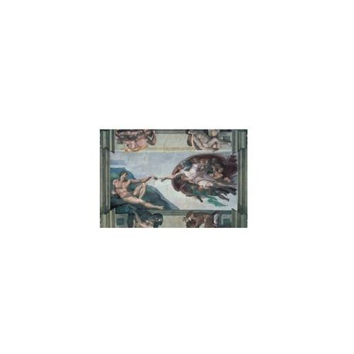 Puzzle michał anioł stworzenie adama 5000 marki Ravensburger