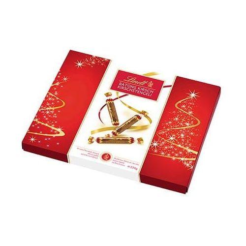 Paluszki z czekolady deserowej z płynnym nadzieniem Lindt 250g, 6157-462D3