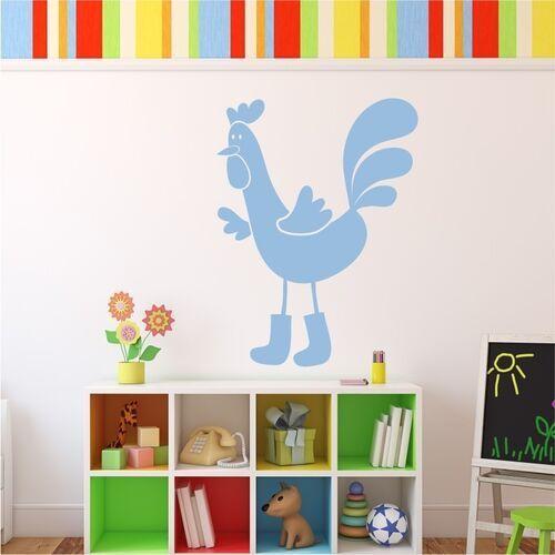 Naklejka na ścianę dla dzieci kogut 2269 marki Wally - piękno dekoracji