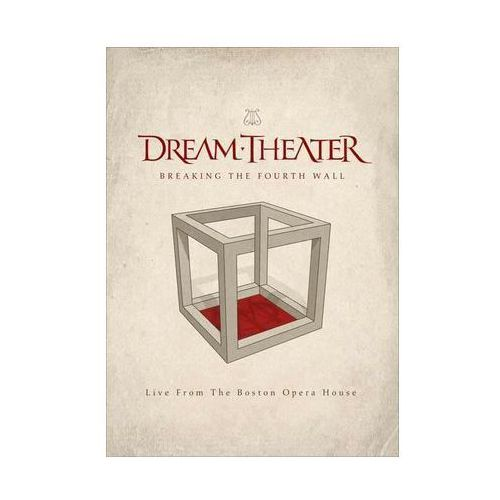 Breaking The Fourth Wall (Live From The Boston Opera House) [2DVD] - Dream Theater, kup u jednego z partnerów