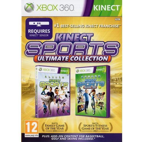 OKAZJA - Kinect Sports Ultimate (Xbox 360)