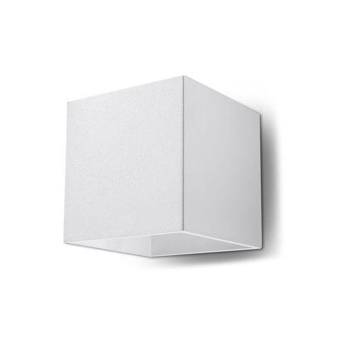 Sollux Kinkiet quad 1 biały
