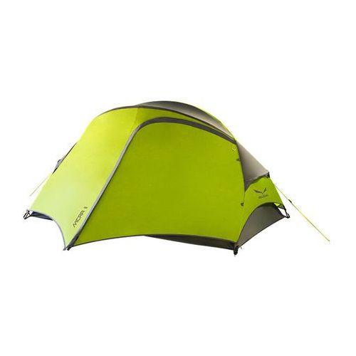 Salewa Micra II Namiot zielony 2018 Namioty kopułowe (4053865291638)