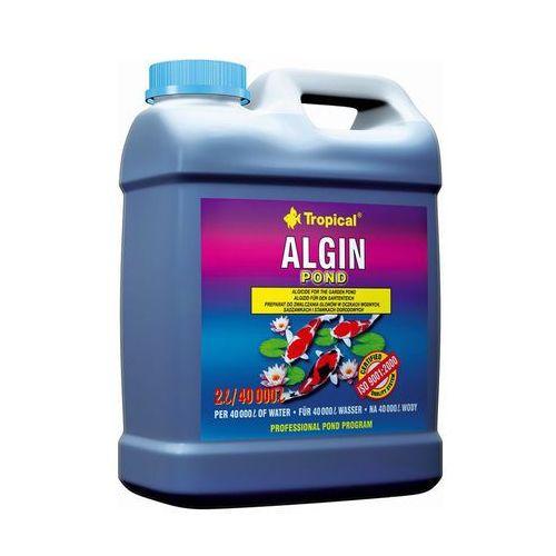ALGIN POND preparat do zwalczania glonów zielonych 2 L Tropical (5900469331385)