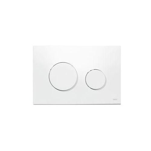 Przycisk spłukujący do stelaża loop biały marki Tece