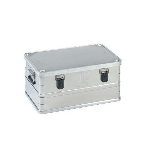 Aluminiowa skrzynka transportowa, 47 l, 580x380x275 mm marki Alpos