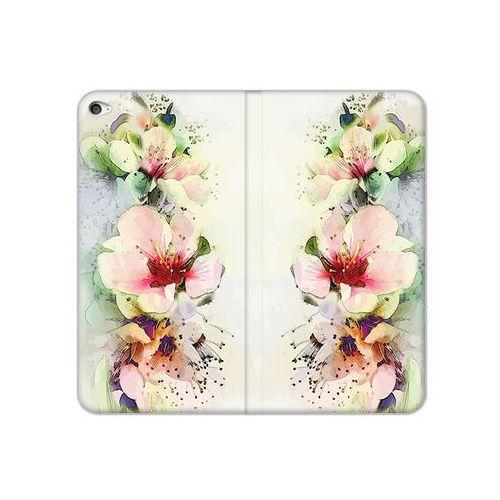 Apple iPad Air 2 - etui na tablet Flex Book Fantastic - róże herbaciane, ETAP143FBFCFB004000